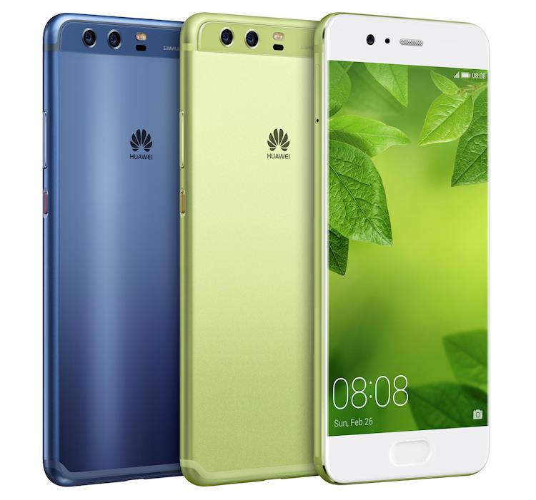 Huawei p10 kamera hintergrund unscharf