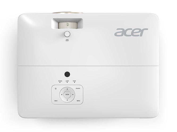 4k Uhd Projektoren Acer Bringt Den V7850 Und Den H7850 Fur Das Heimkino Fotointern Ch Tagesaktuelle Fotonews