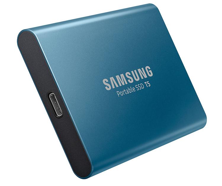 Portable Pc Storage : Samsung portable ssd t schneller mobiler speicher mit