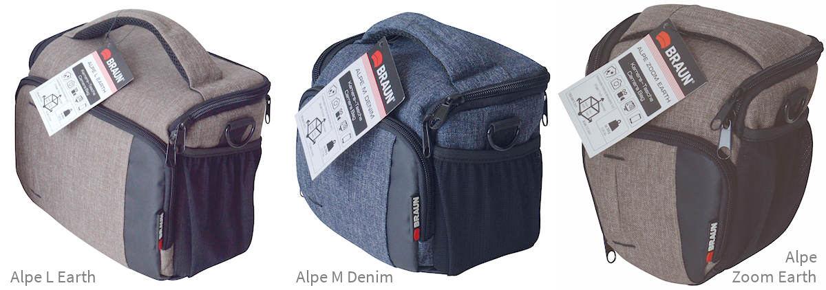 7dee8b285c3fb Braun Fototaschenserie Alpe  Robust und praktisch - fotointern.ch ...