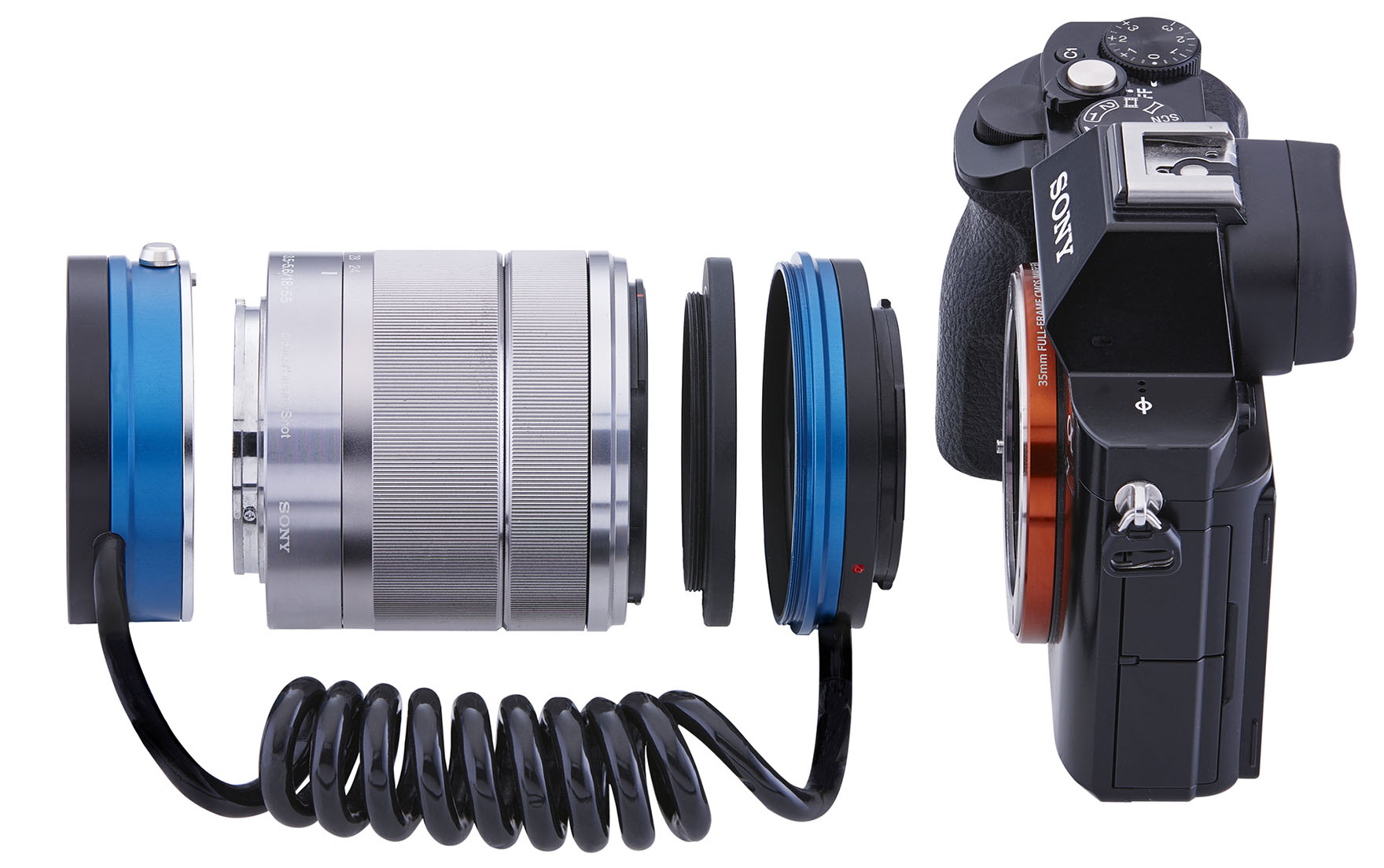 Zu Sony E-Mount: Umkehradapter Novoflex NEX-RETRO für Makrofans ...