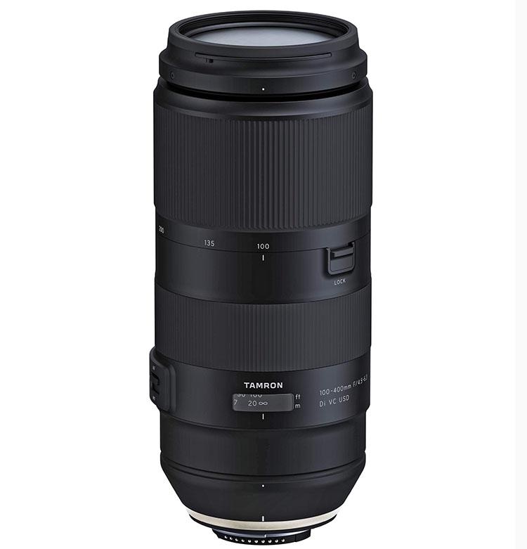 Tamron 100-400mm Vollformat-Zoom für Canon und Nikon - fotointern.ch ...