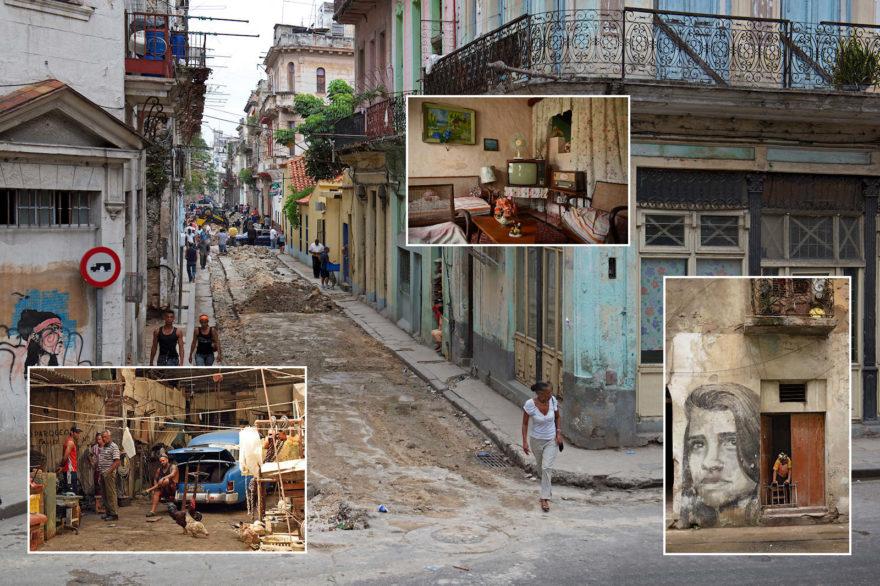 Ich hatte mich im Vorfeld belesen und auch vor Ort mit anderen Reisenden geredet und daher kamen die Hotels in Kuba (die alle staatlich geführt sind) für mich nicht in Frage. Was aber auch mit der Art zu tun hat, wie ich am liebsten reise und da stehen private Unterkünfte und Pensionen einfach weiter oben auf meiner Liste, als Hotels. In Kuba war es zudem so, dass die Hotels unter anderen.