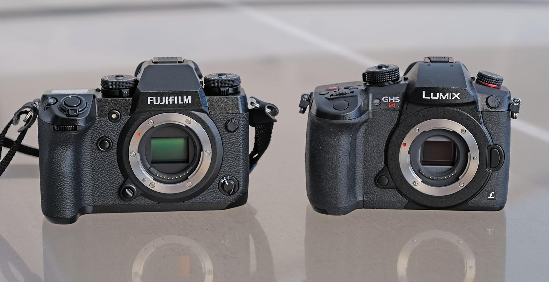Fujifilm X-H1: High Performance Mit IBIS