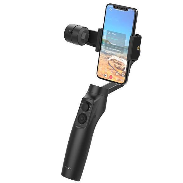 Moza Mini-Mi  Gimbal für Smartphones ist auch eine PowerBank ... 7e854769f5