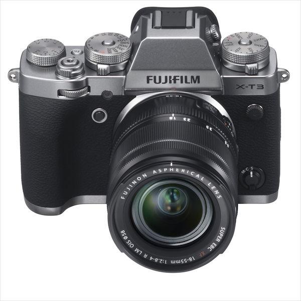 Fujifilm X-T3 mit mehr Leistung, 30 Fotos/Sek und besserem AF ...
