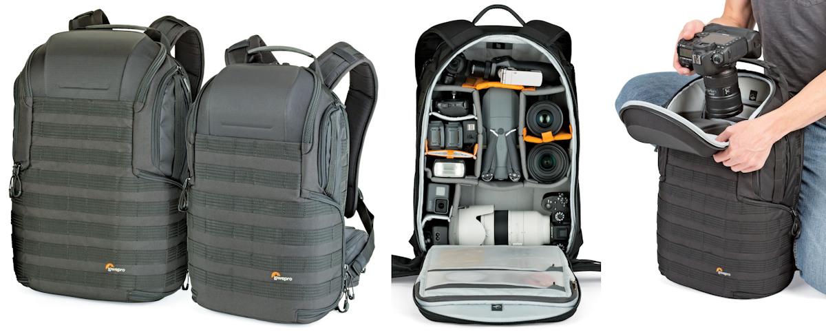 e1cb237fcc Lowepro kommt mit vier neuen Taschenlinien für Profi-Ausrüstungen ...