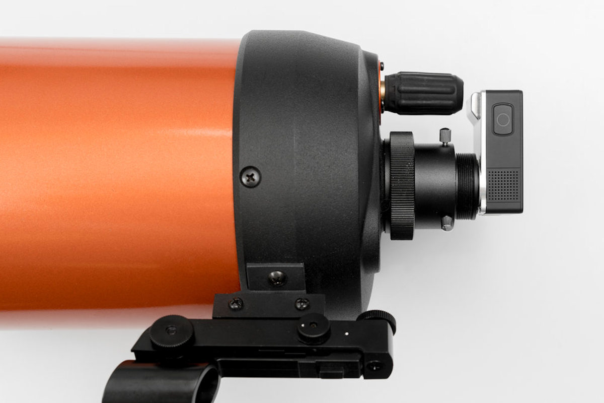Jual mounting kamera samping sight teleskop telescope hunting