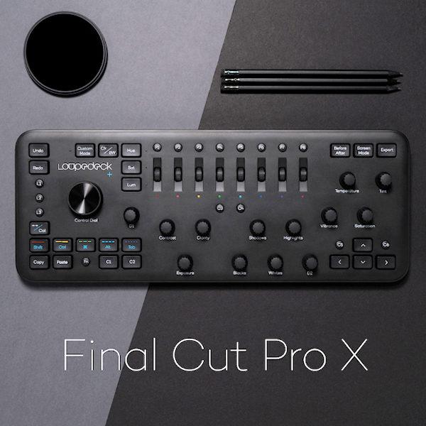 Loupedeck+ für Final Cut Pro X und Adobe Audition - fotointern.ch – Tagesaktuelle Fotonews
