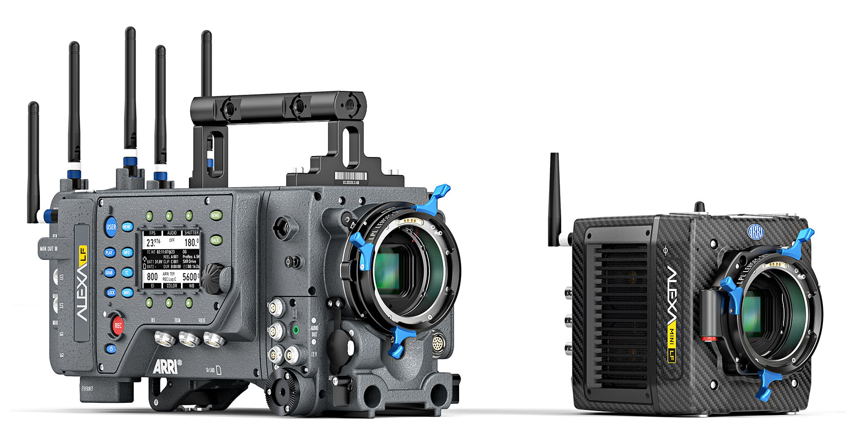 arri alexa lf mini relativ kleine cinema kamera mit. Black Bedroom Furniture Sets. Home Design Ideas