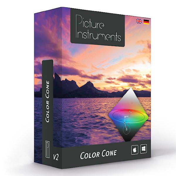 Color Cone Update V 2.3: Farbbereiche transformieren