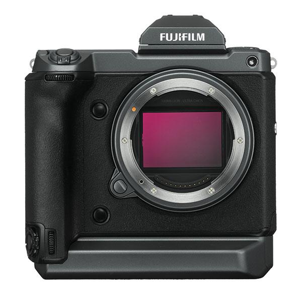 Mittelformatsystem: Fujifilm GFX100 mit 102Mpx