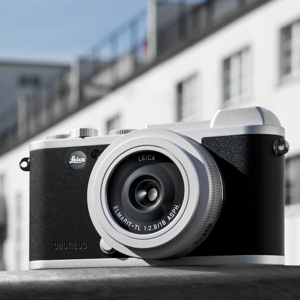 Leica CL Sonderserie «100 Jahre Bauhaus»