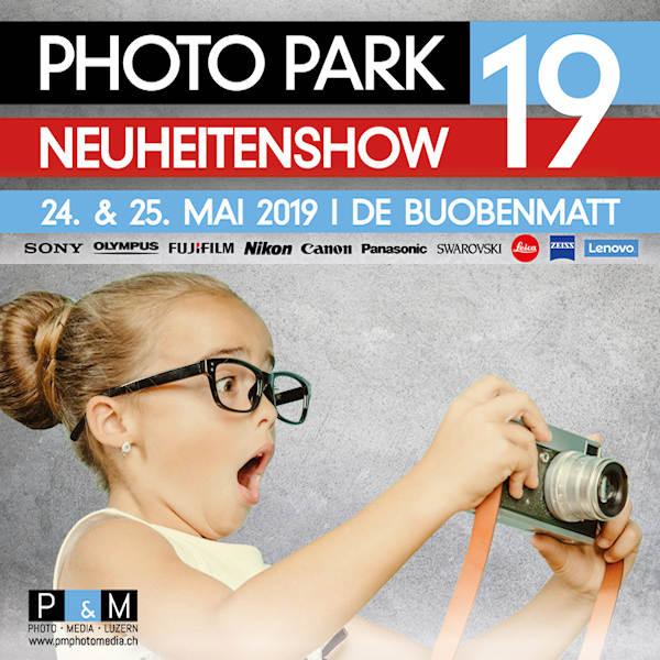 Freitag und Samstag: Photo Park in Luzern – mit Testmöglichkeit