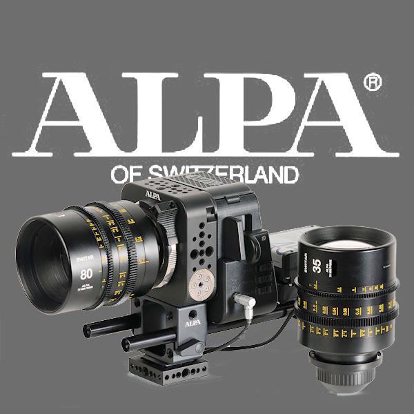 Alpa Platon-System – grosser Sensor für die Ciné-Produktion