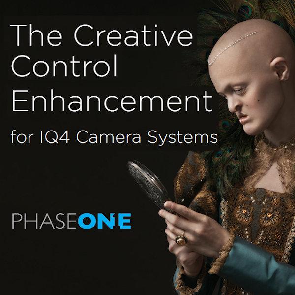 Phase One entwickelt IQ4 Infinity Plattform weiter