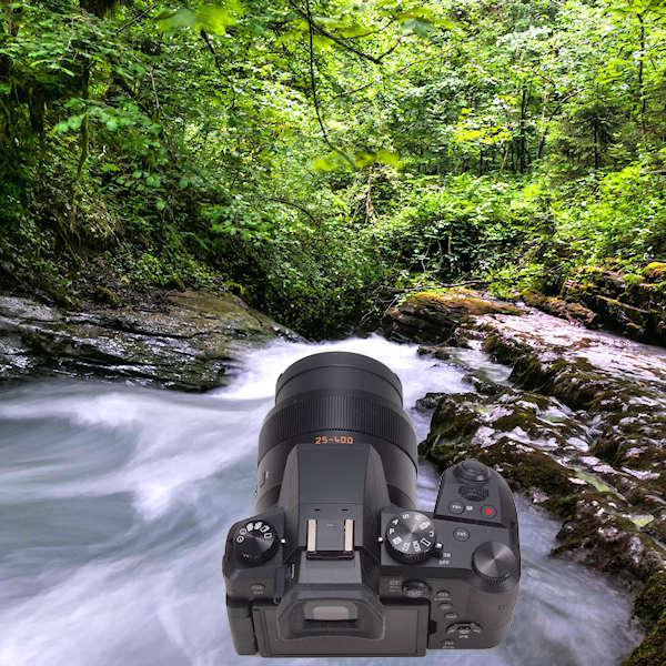Mit der Leica D-Lux 5 unterwegs