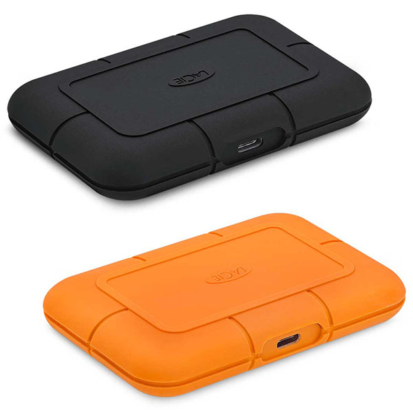 LaCie Rugged SSD und SSD Pro für Kreative: Tupperware-Dosen für Bilddaten - fotointern.ch – Tagesaktuelle Fotonews