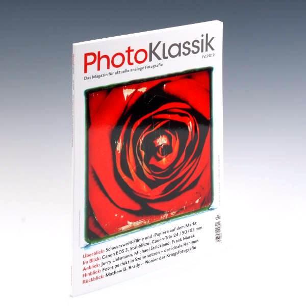 PhotoKlassik IV-2019: Spass mit analoger Fotografie - fotointern.ch – Tagesaktuelle Fotonews