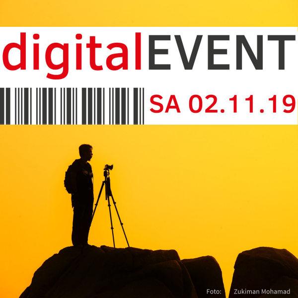 Impressionen vom Digitalevent in Baden