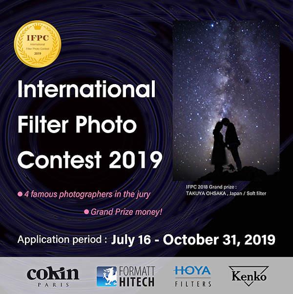 Internationaler Filter Photo Contest 2019 – jetzt mitmachen - fotointern.ch – Tagesaktuelle Fotonews