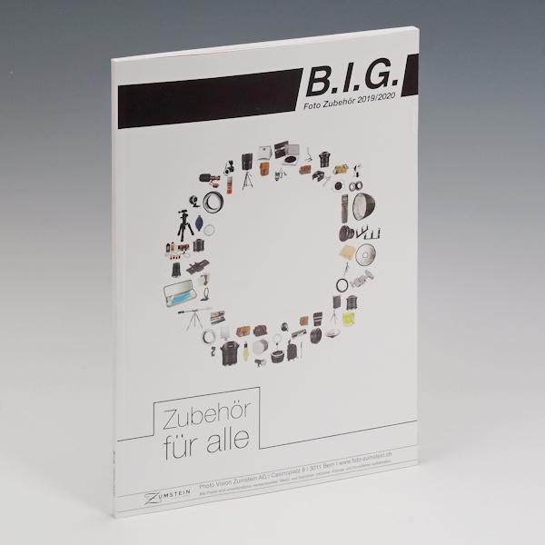 Der neue B.I.G. Katalog von Photo Vision Zumstein ist da - fotointern.ch – Tagesaktuelle Fotonews