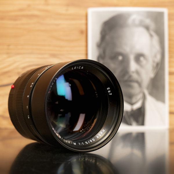 Leica Summilux-M 1:1.5/90 ASPH – Lust auf perfektes Bokeh? - fotointern.ch – Tagesaktuelle Fotonews