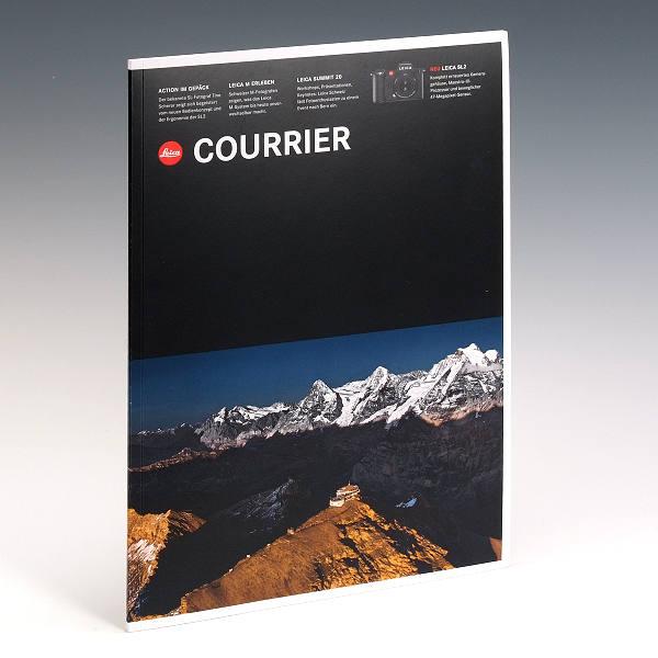 Der neue Leica Courier ist da. Der Star heisst SL2 - fotointern.ch – Tagesaktuelle Fotonews