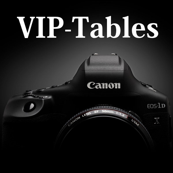 Canon VIP-Tables: EOS-1Dx Mark III ausprobieren - fotointern.ch – Tagesaktuelle Fotonews