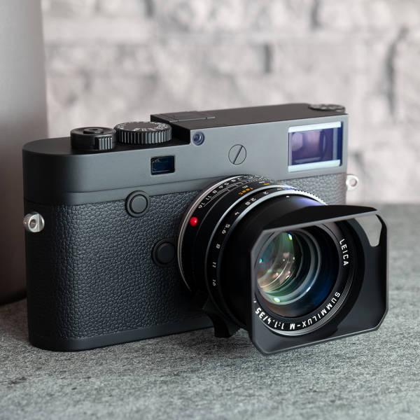 Leica M10 Monochrom mit 40 Megapixel Auflösung - fotointern.ch – Tagesaktuelle Fotonews