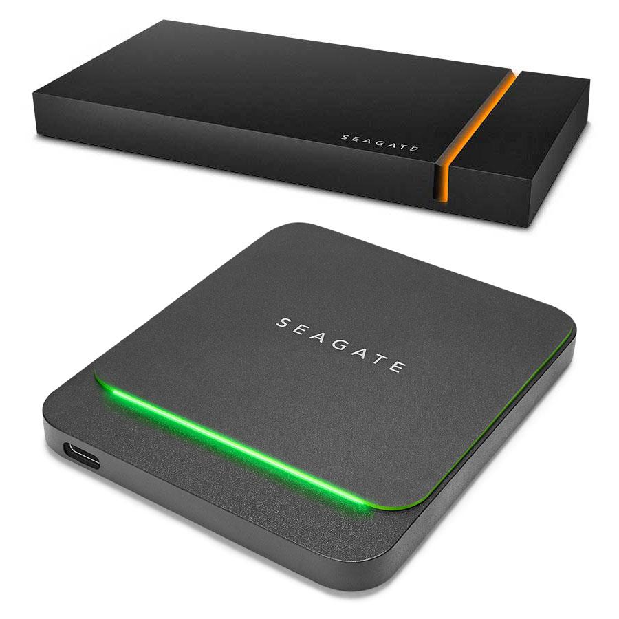 Ultraschnelle externe SSDs: Seagate FireCuda Gaming und BarraCuda Fast - fotointern.ch – Tagesaktuelle Fotonews