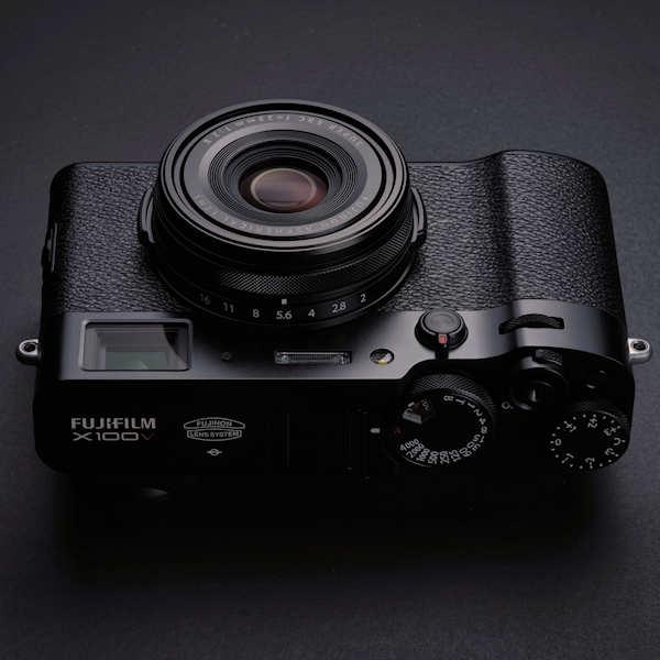 Voll zugelegt – Fujifilm X100V im Praxistest - fotointern.ch – Tagesaktuelle Fotonews