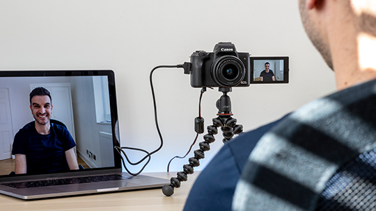 EOS Webcam Utility macht Canon Fotokameras als Webcam nutzbar - fotointern.ch – Tagesaktuelle Fotonews