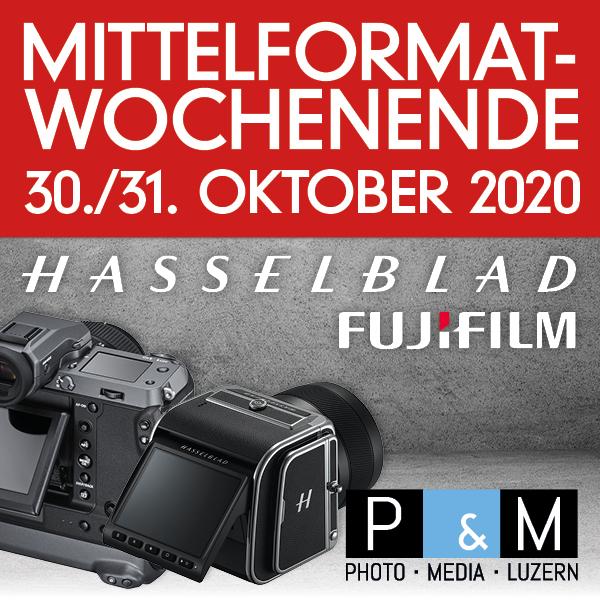 P&M Mittelformat Wochenende: Topkameras in direktem Vergleich