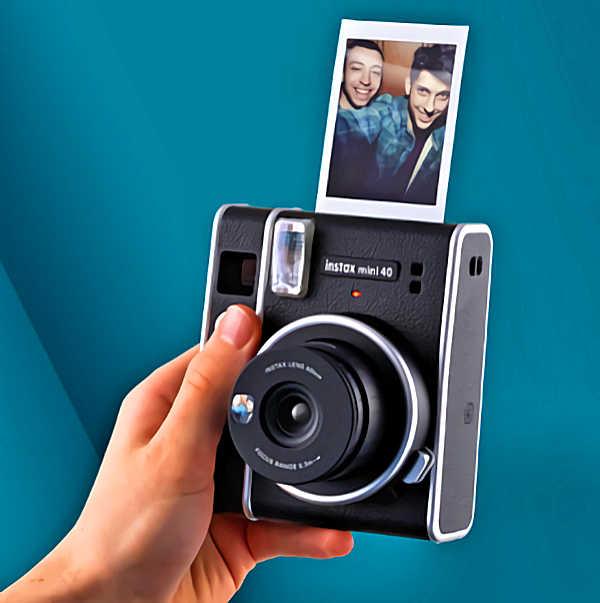Fujifilm-Instax-mini-40-Einsteigermodell-im-Retro-Style