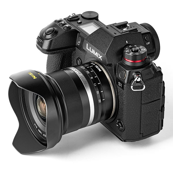NiSi 4/15mm Asph: nach Canon R, Nikon Z und Sony E - jetzt auch mit L-Mount - fotointern.ch – Tagesaktuelle Fotonews