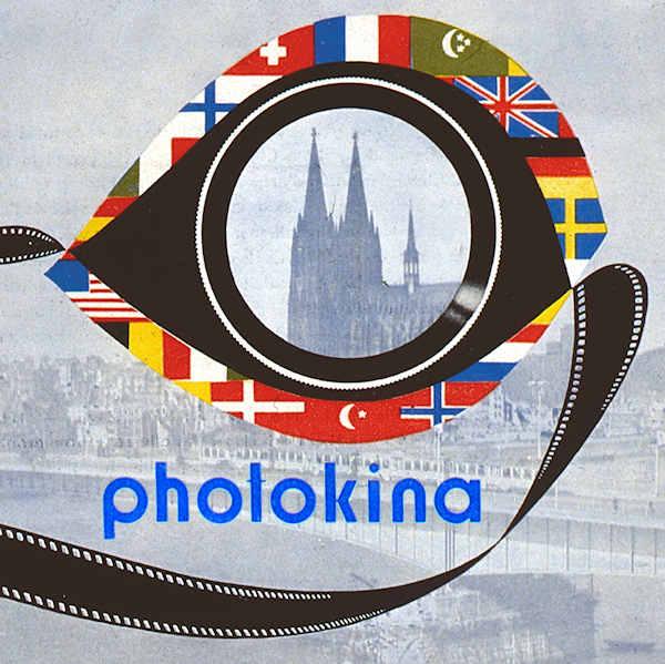 Vor 70 Jahren: Zeitzeuge der ersten photokina