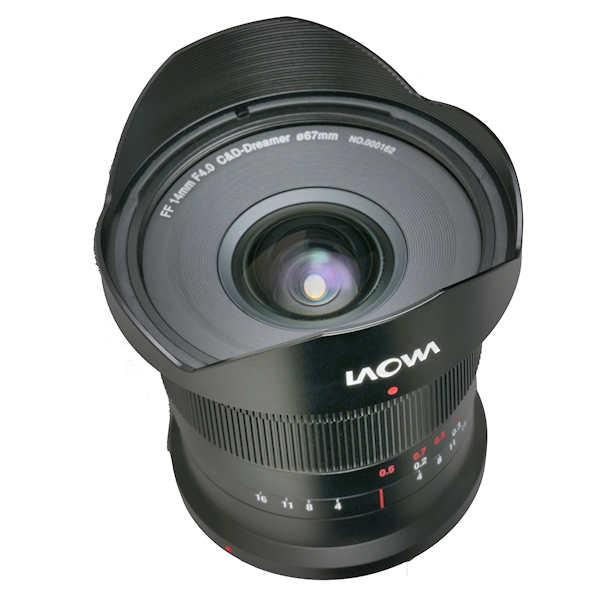 Laowa 14mm f/4 Zero-D DSLR: kompaktes Weitwinkel ohne Verzeichnung - fotointern.ch – Tagesaktuelle Fotonews